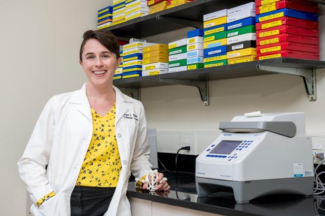 Megan Killian - NSF Early Career Award